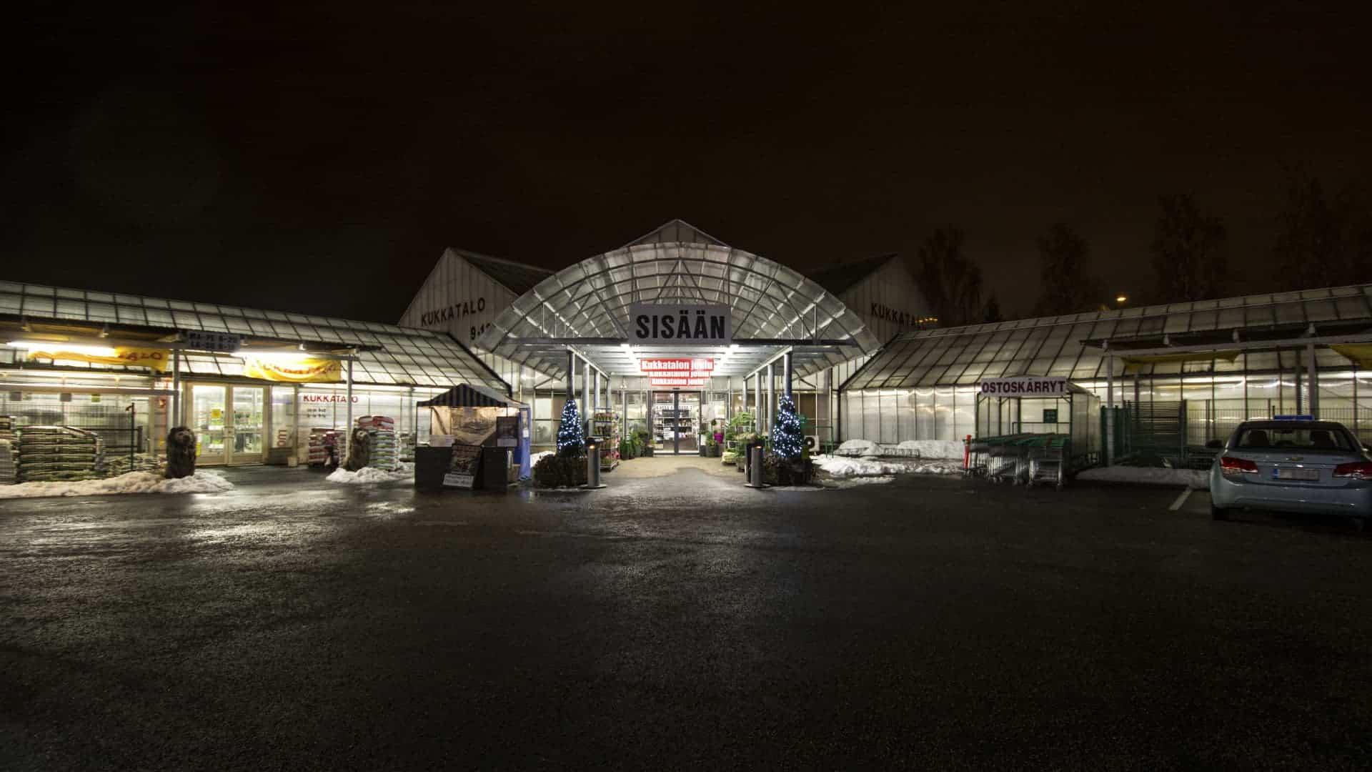 Pirilän Kukkatalo Helsinki