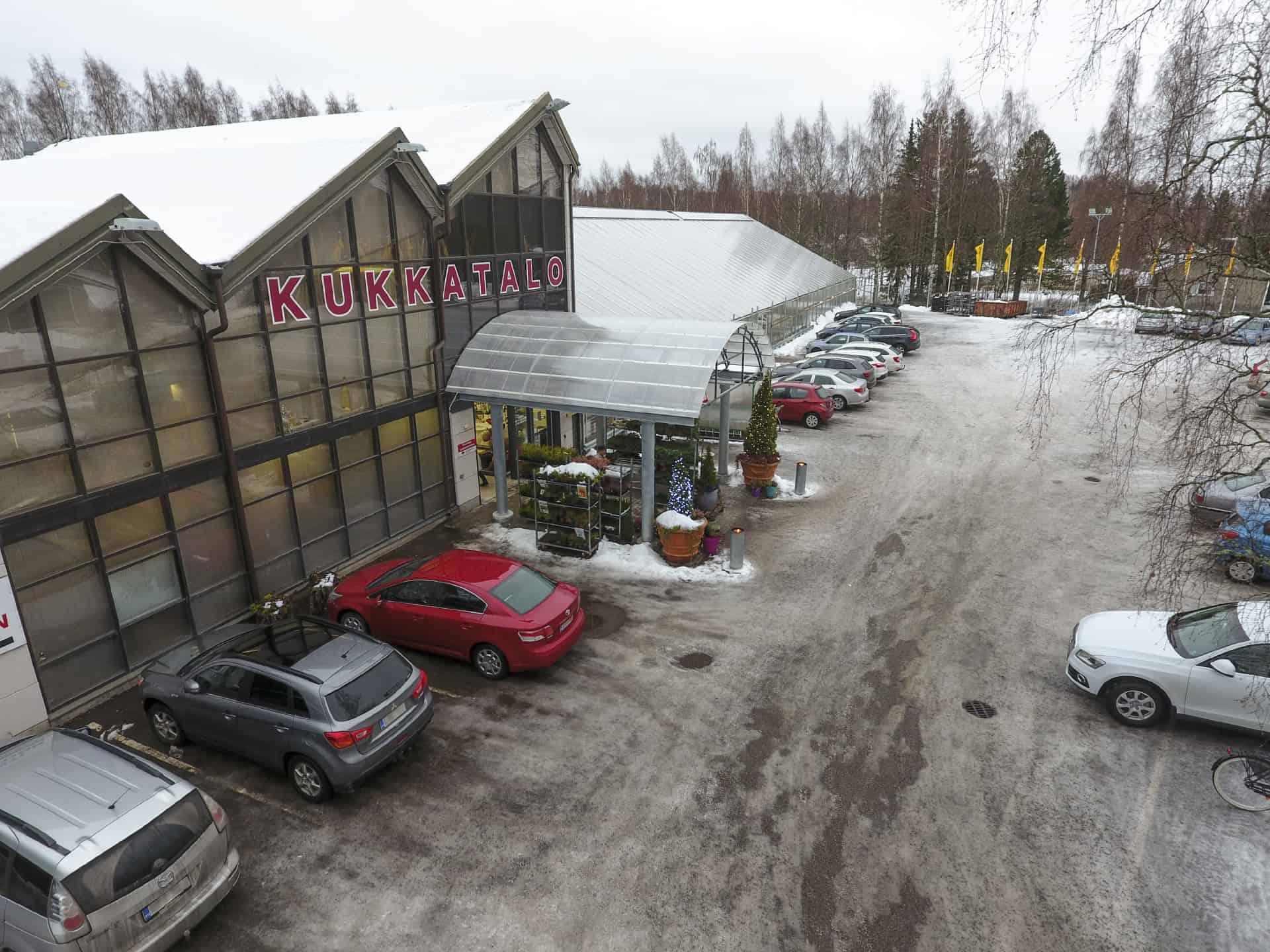Pirilän Kukkatalo Riihimäki