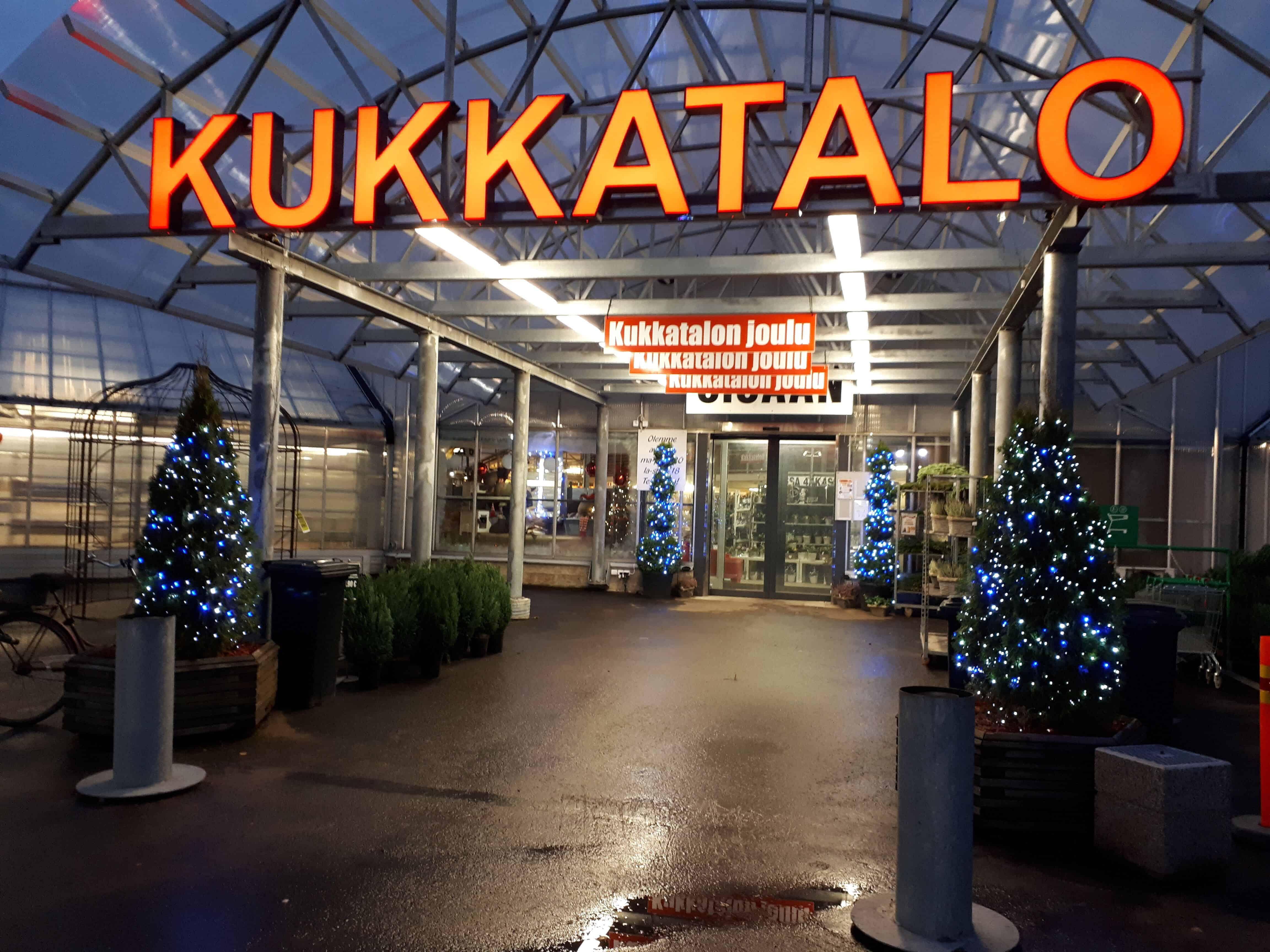 Myymälämme Helsingin Torpparinmäessä toivottaa asiakkaat tervetulleiksi
