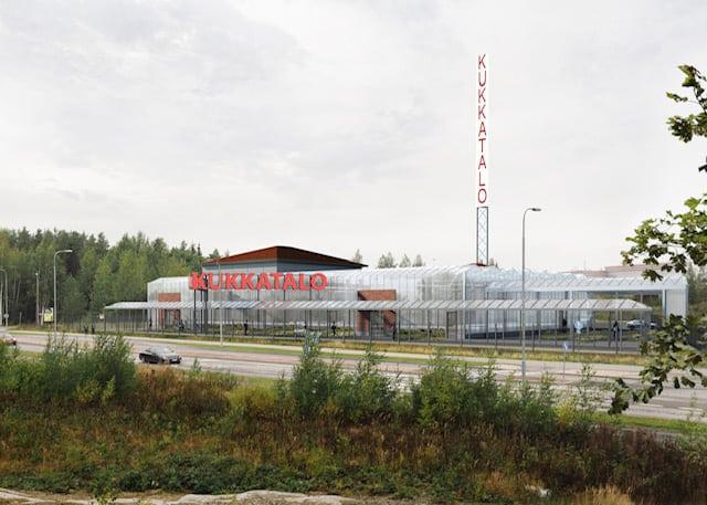 Pirilän Kukkatalo avaa seitsemännen myymälän Tampereelle kesällä 2021